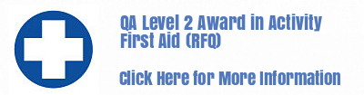 QA Level 2 Award in Activity First Aid