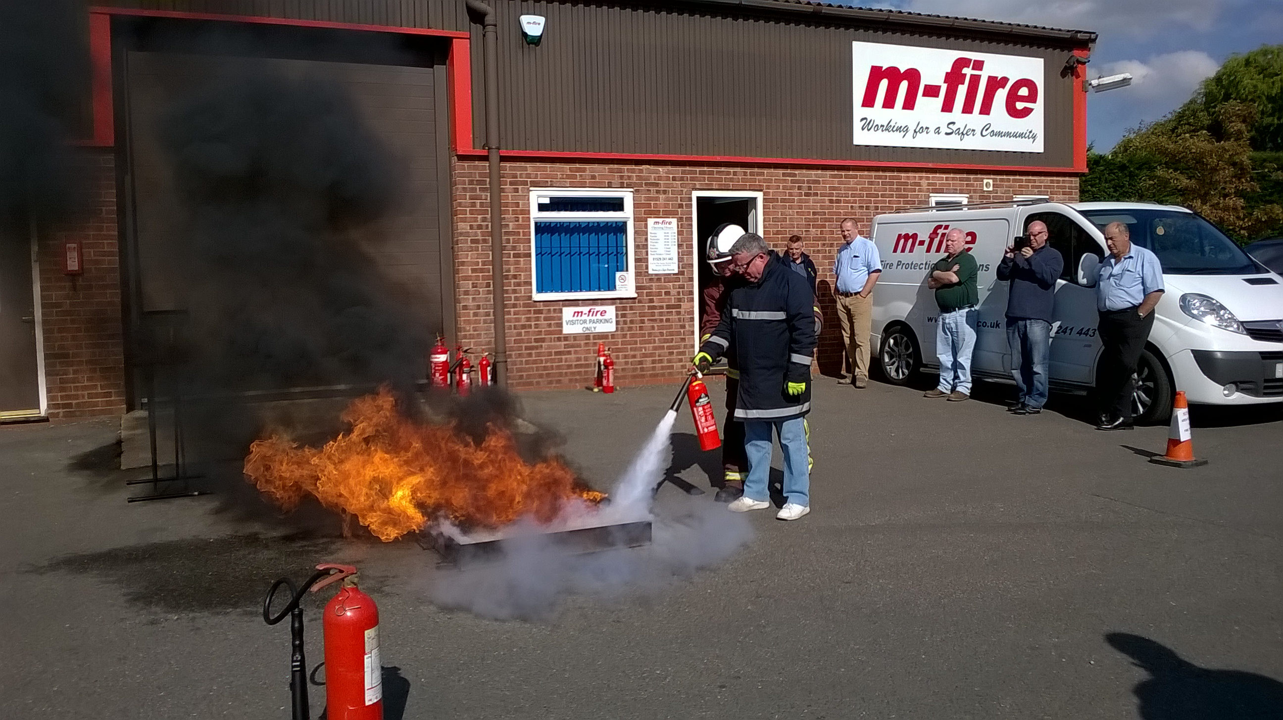 Due to popular demand we are holding another Fire Marshall Course in January